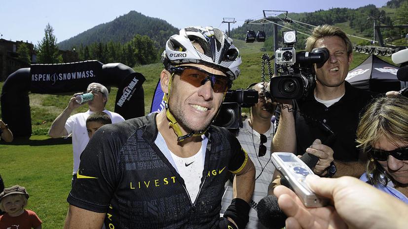 Лэнс Армстронг заплатит за допинг $12 млн