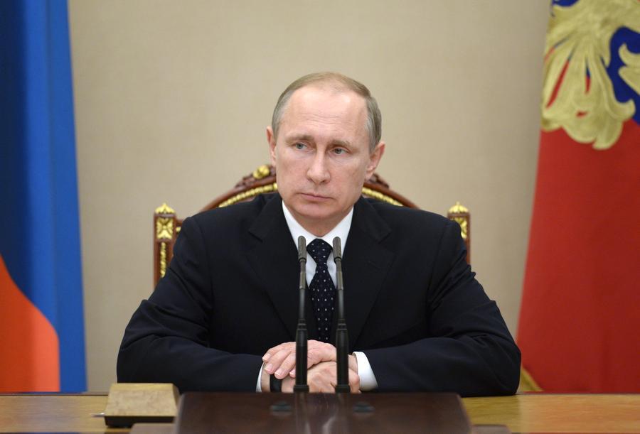 Владимир Путин: Киев должен договориться о статусе Донбасса с ДНР и ЛНР