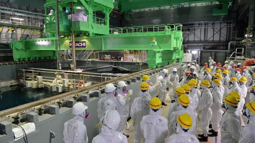 На АЭС «Фукусима-1» произошла новая крупная утечка радиоактивной воды