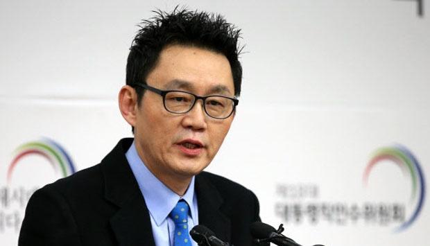 Пресс-секретарь президента Южной Кореи протестует против своего увольнения