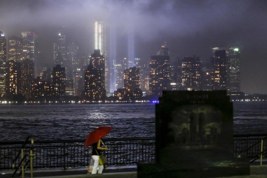 В США вспоминают жертв теракта 11 сентября 2001 года