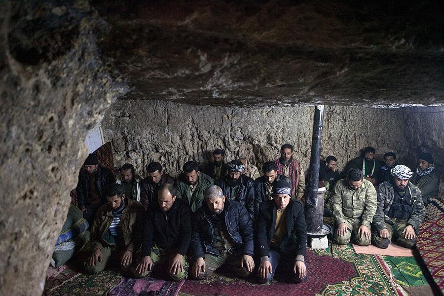 План снабжения сирийской оппозиции оружием из Европы провалился