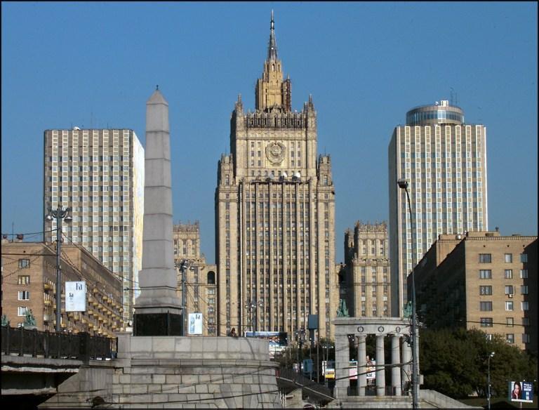 МИД РФ: В России возмущены беспределом, который царит в восточных областях Украины из-за действий «Правого сектора»