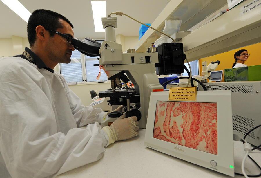 Google создаст наночастицы для диагностики рака