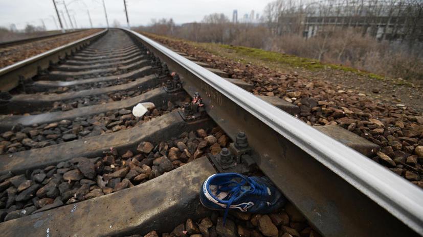 На Украине пассажирский поезд столкнулся с маршрутным такси, 13 погибших