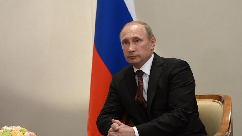 Владимир Путин поручил правительству оказать помощь беженцам из Восточной Украины