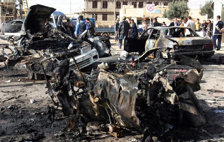 В Ираке совершена новая серия терактов: погибли 48 человек