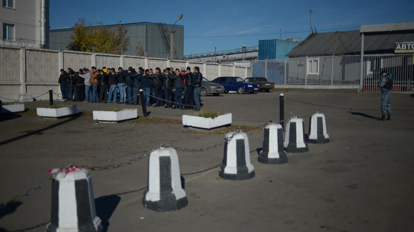 На владельцев овощебазы в Бирюлёве завели уголовные дела, подозреваемые скрылись
