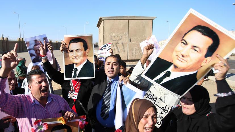 Хосни Мубарак оправдан по всем статьям обвинения