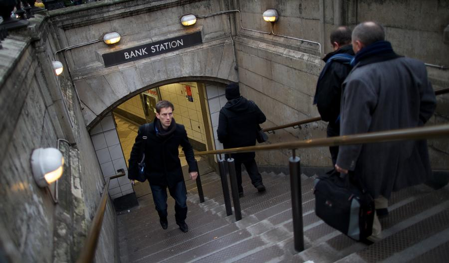 В Лондоне откроют секретное почтовое метро
