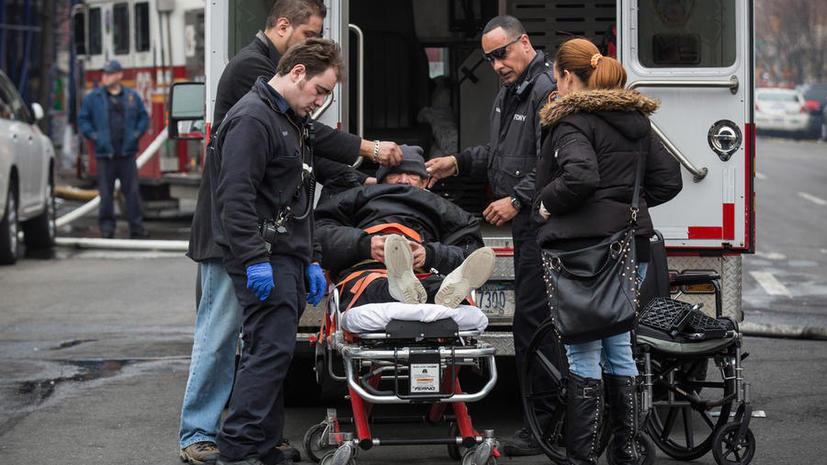 Число жертв взрыва на Манхэттене возросло до шести человек