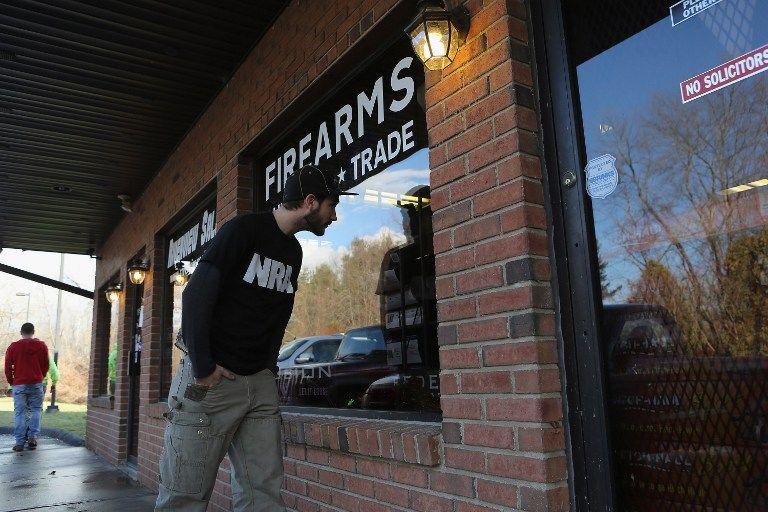 Незаконная торговля оружием в США набирает обороты