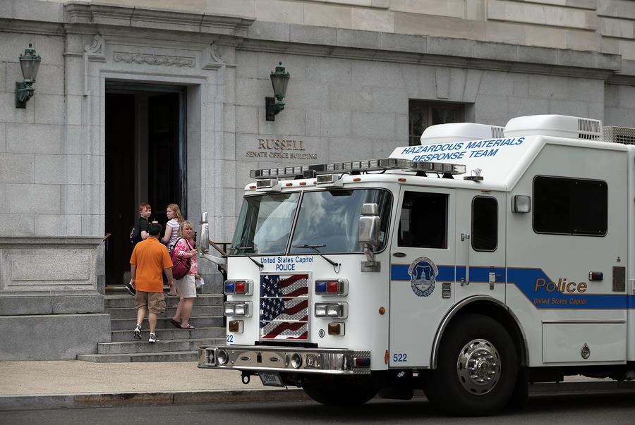 ФБР арестовало отправителя писем с ядом Бараку Обаме и сенатору