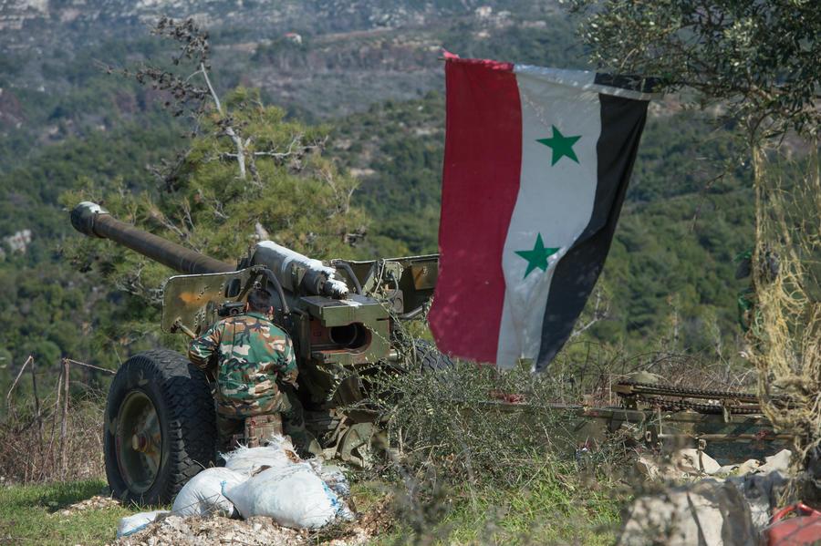Пять лет войны в Сирии: от протестов до ИГ