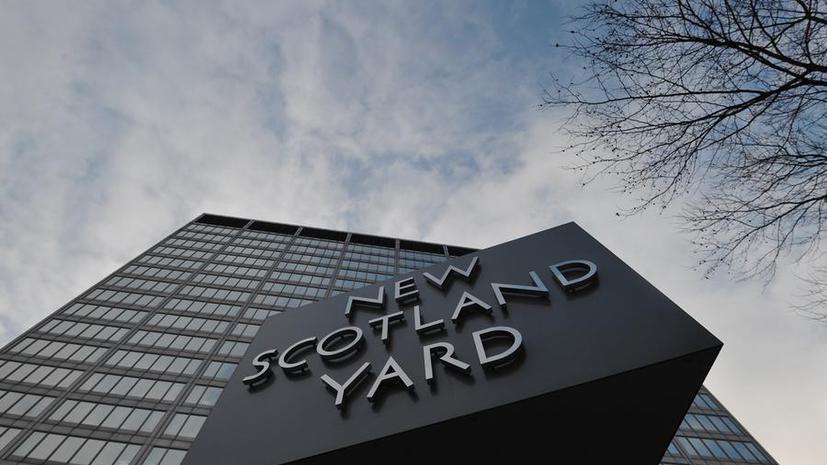 Скотланд-Ярд скрывает настоящую статистику преступлений, чтобы не портить свой имидж