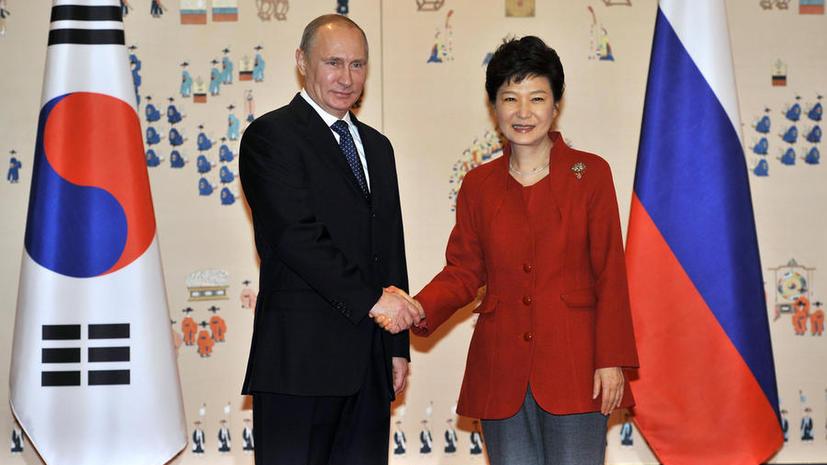 Россия и Южная Корея договорились о взаимной отмене виз