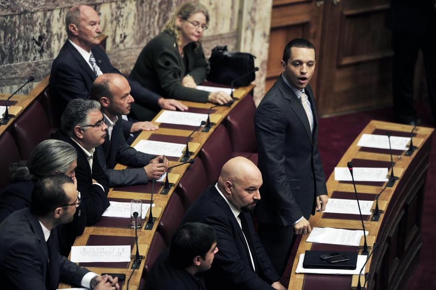 Ультраправую партию в Греции лишили госфинансирования