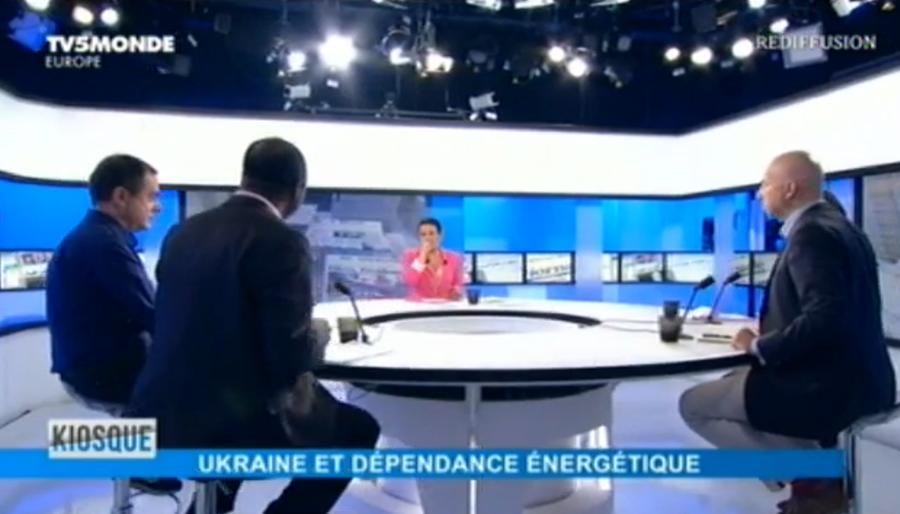 Камерунский журналист в эфире французского телевидения сравнил Украину с неплатёжеспособным квартирантом