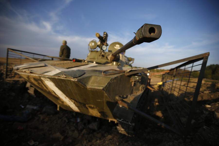 Солдаты опровергают слова Порошенко о «плановом отступлении» из Дебальцева
