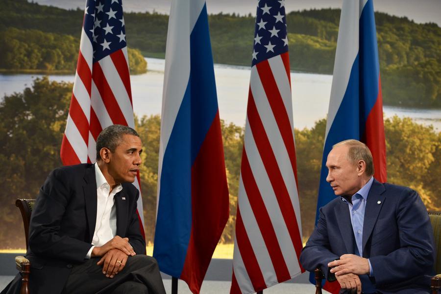 Путин в разговоре с Обамой: Россия выступает за урегулирование приднестровской проблемы