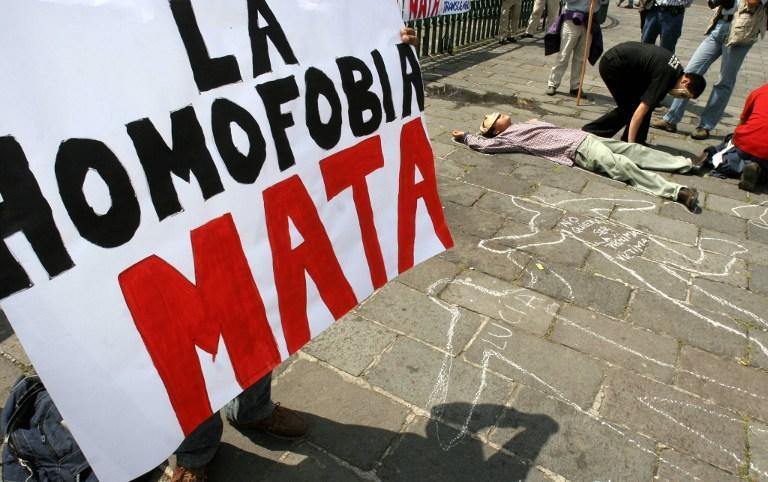 Власти Эквадора выступили против насильственного лечения гомосексуализма