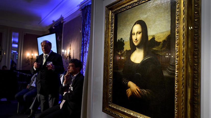 Исследователи считают швейцарскую Мону Лизу более ранним подлинником Леонардо