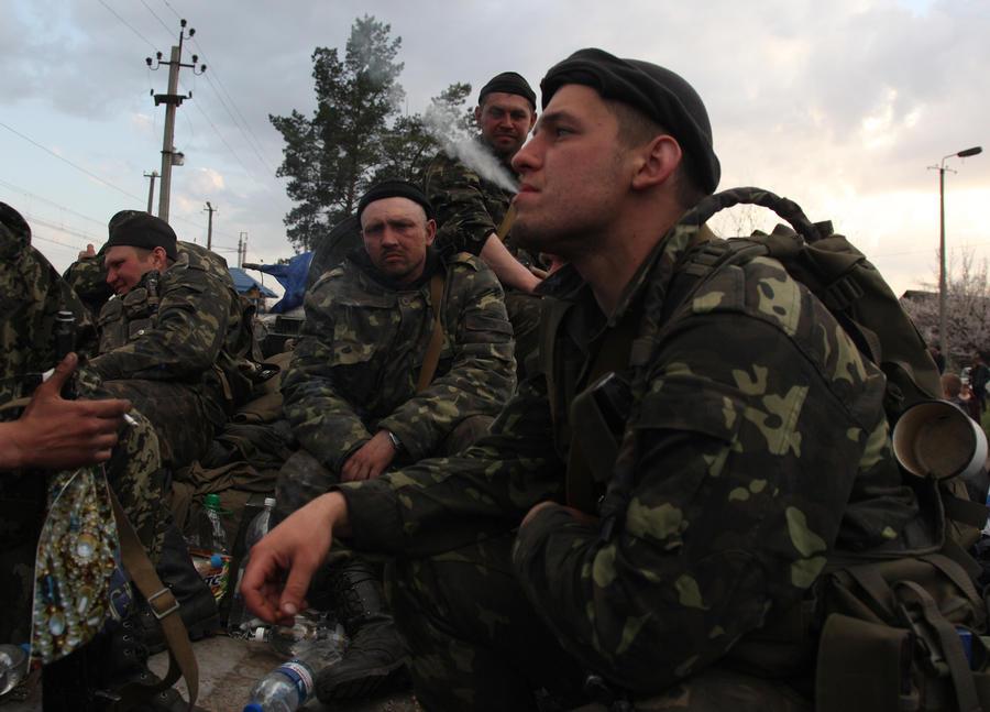 Более сотни мобилизованных украинцев самовольно оставили воинские части в Житомирской области