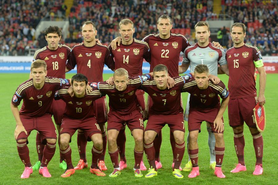 Российские футболисты сегодня сразятся со сборной Лихтенштейна в отборочном матче ЧМ-2016