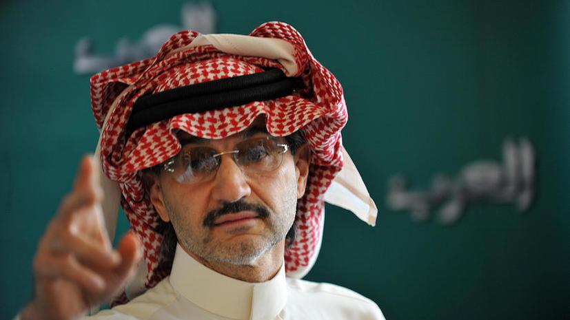 Саудовский принц судится с Forbes: издание недооценило его состояние на $9,6 млрд