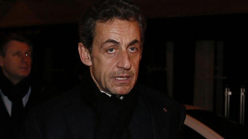 Саркози в качестве адвоката будет защищать интересы имама исмаилитов