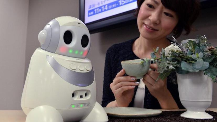 Эксперт: Уже к 2018 году роботы отберут у человека часть профессий