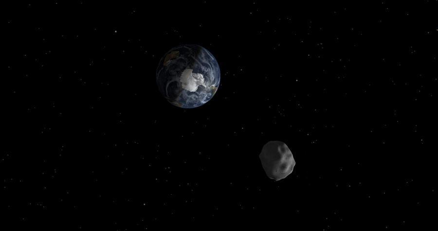 Лазер поможет защитить Землю от астероидов