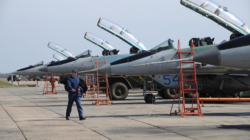В Белоруссии появится российская авиабаза