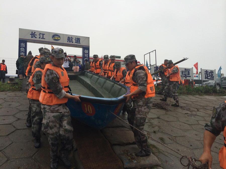 Спасение пассажиров затонувшего теплохода в Китае — хронология событий