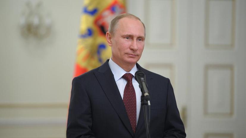 Владимир Путин подписал указ о реабилитации крымских татар и других народов Крыма