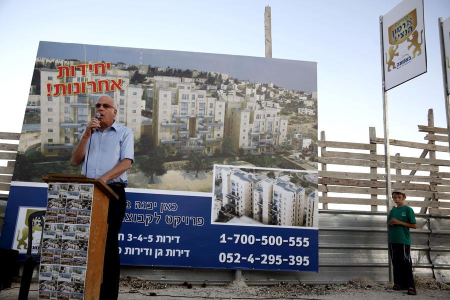 МИД РФ: Строительство жилья на Западном берегу реки Иордан осложнит палестино-израильские переговоры