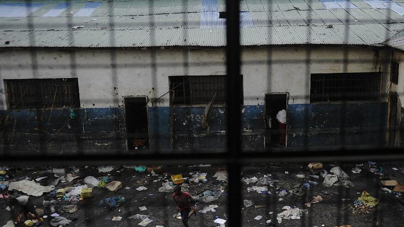 Коммунальщики устроили в американской тюрьме газовую камеру