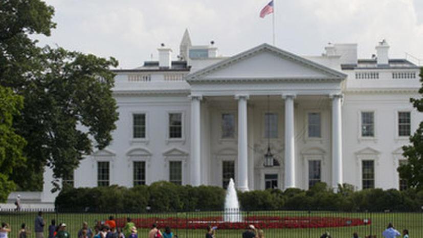 Хакеры безуспешно атаковали Белый дом