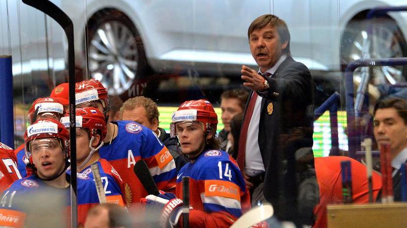 «Ледовое побоище»: букмекеры ожидают победы сборной России по хоккею в матче со шведами