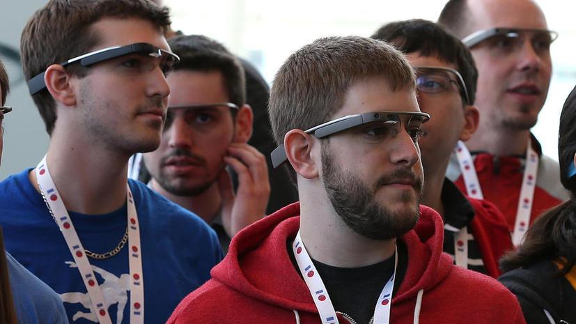 Фильмы для взрослых можно будет смотреть в очках Google Glass