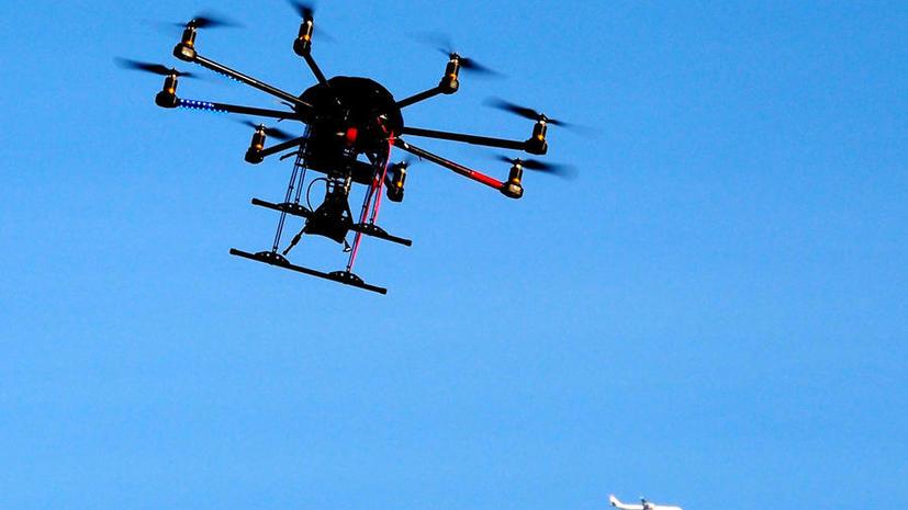 «Мирные» дроны ведут трансляцию Олимпиады: в Сочи беспилотникам нашли новое применение