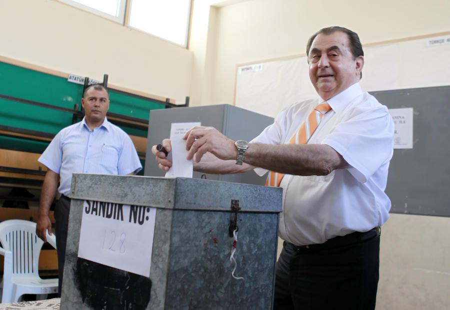 Оппозиция выиграла выборы в Турецкой Республике Северного Кипра