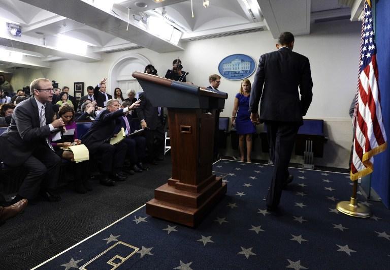 Межамериканская ассоциация прессы: Барак Обама продолжает ограничивать свободу слова в США