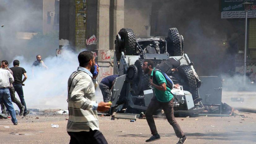По Египту прокатилась новая волна протестов: двое погибших, десятки раненых