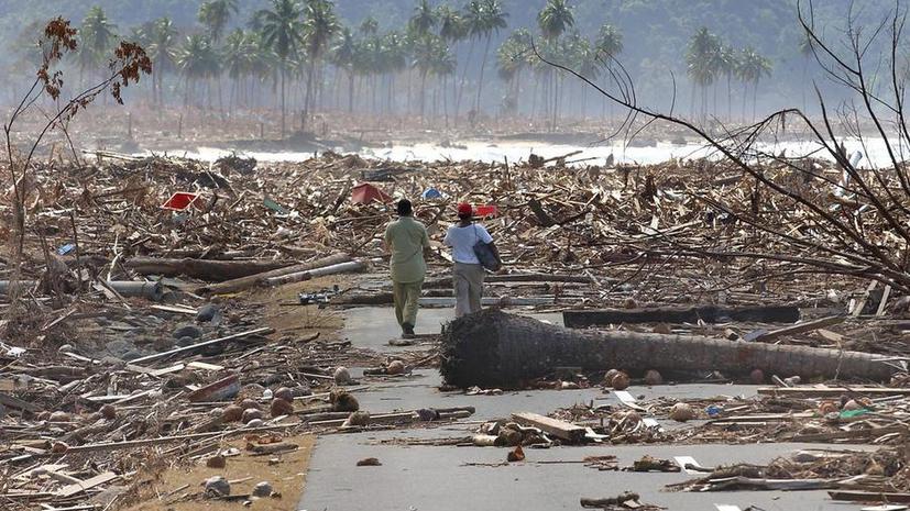 Смертельное цунами: сегодня исполняется 10 лет трагедии, в которой погибли 235 тыс. человек