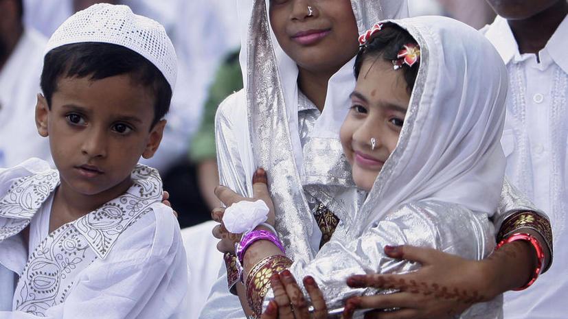 Большинство бесплодных пар в Индии стремятся завести светлокожих детей