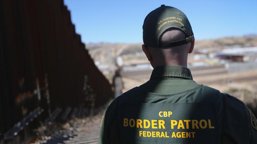 Мексиканские наркоторговцы использовали пушку для поставок марихуаны в Калифорнию