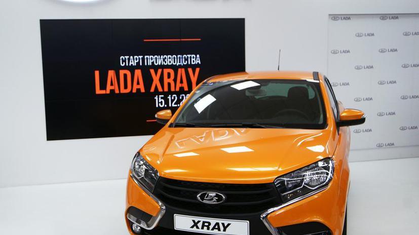 СМИ: АвтоВАЗ намерен поставлять автомобили Lada в Сирию, Ливан и Израиль