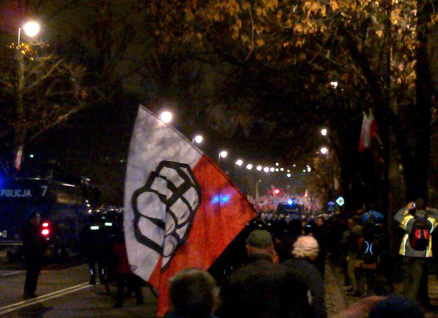 Правительство Польши компенсирует посольству России ущерб, нанесённый националистами