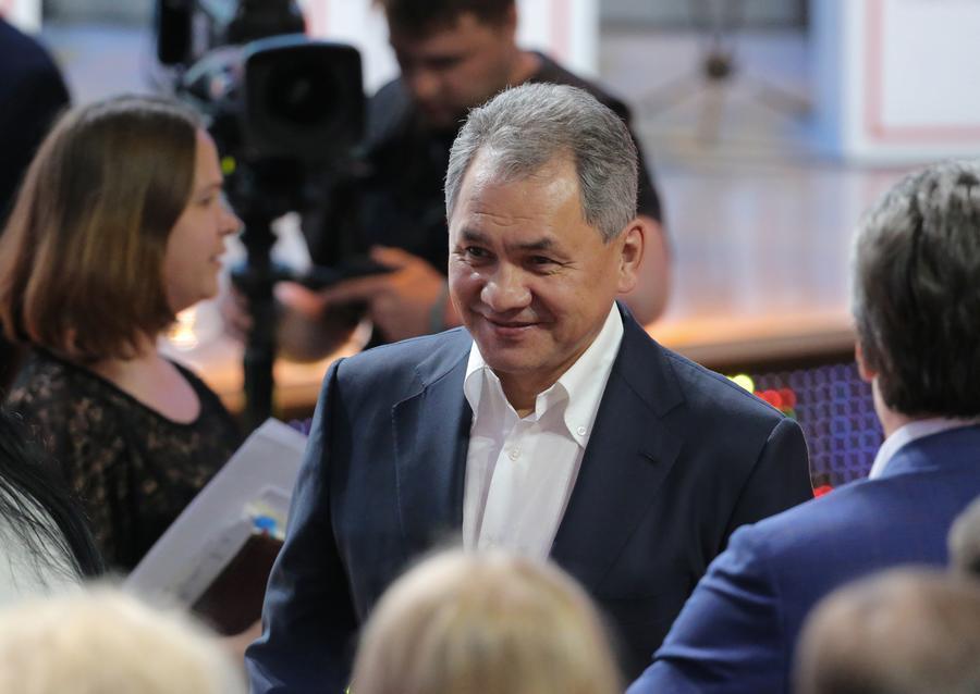 Глава Минобороны РФ Сергей Шойгу отмечает сегодня 60-летний юбилей
